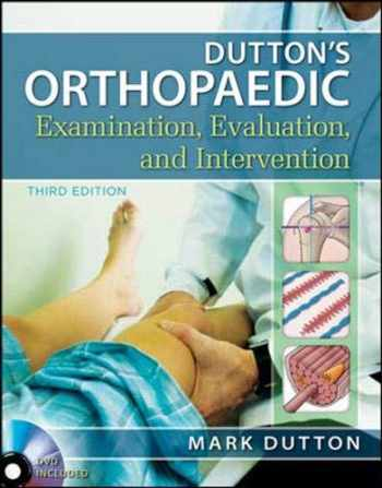 9780071744041-0071744045-Dutton's Orthopaedic Examination Evaluation and Intervention, Third Edition