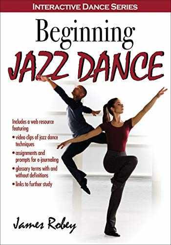 9781450468947-1450468942-Beginning Jazz Dance (Interactive Dance Series)