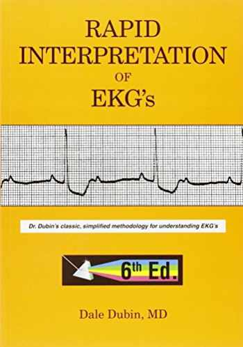 9780912912066-0912912065-Rapid Interpretation of EKG's, Sixth Edition