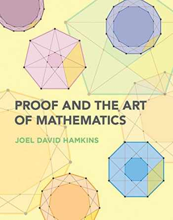 9780262539791-0262539799-Proof and the Art of Mathematics