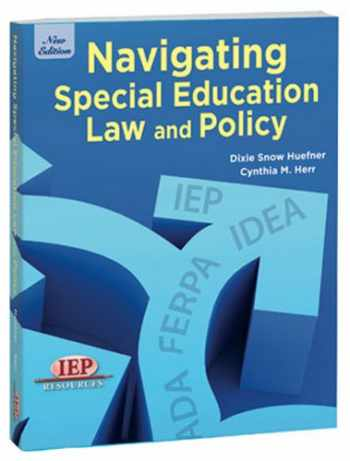 9781578617821-1578617820-Navigating Special Education Law and Policy