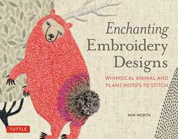 9784805316184-4805316187-Enchanting Embroidery Designs: Whimsical Animal and Plant Motifs to Stitch