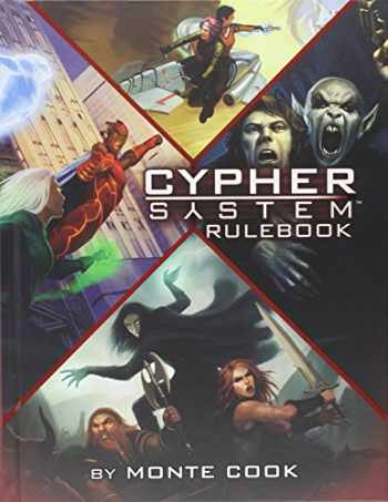 9781939979384-1939979382-Cypher System Rulebook