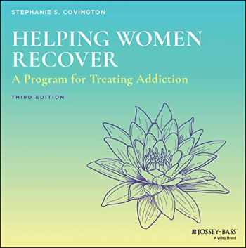 9781119581246-1119581249-Helping Women Recover: A Program for Treating Addiction - Set