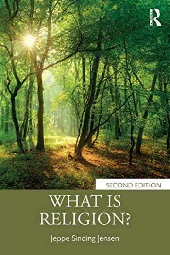 9781138586345-113858634X-What Is Religion?