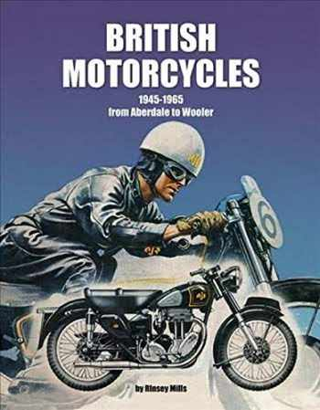 9781906133610-1906133611-British Motorcycles 1945-1965