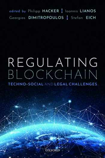 9780198842187-019884218X-Regulating Blockchain: Techno-Social and Legal Challenges