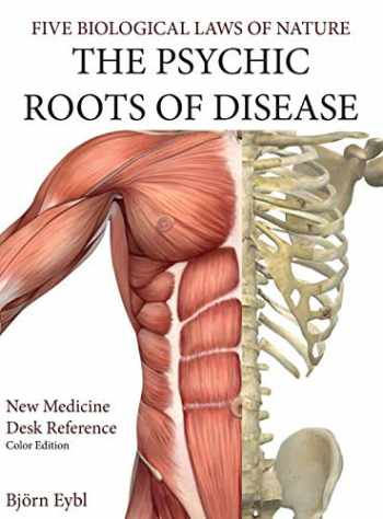 9781948909297-1948909294-The Psychic Roots of Disease: New Medicine (Color Edition) Hardcover English