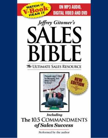 9780743573788-0743573781-The Sales Bible