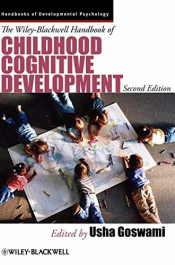 9781405191166-1405191163-The Wiley-Blackwell Handbook of Childhood Cognitive Development