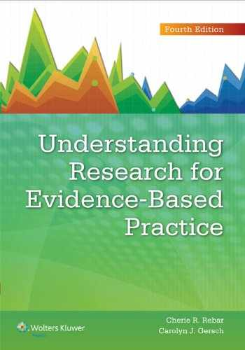 9781451191073-1451191073-Understanding Research for Evidence-Based Practice
