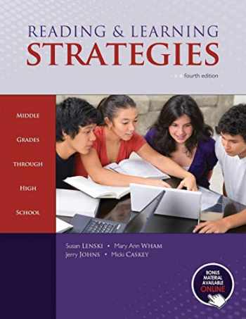 9780757588129-0757588123-Reading AND Learning Strategies: Middle Grades Through High School