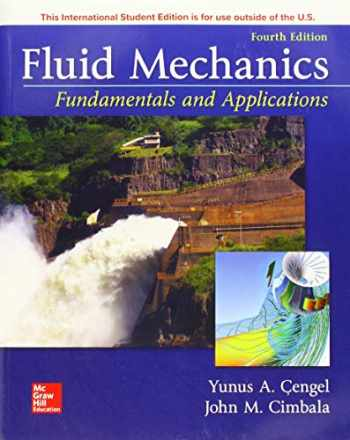 9781259921902-1259921905-Fluid Mechanics: Fundamentals Applicatio