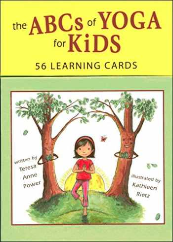 9780982258736-0982258739-The ABCs of Yoga for Kids Learning Cards