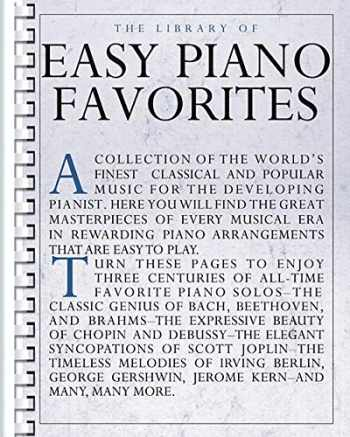 9780825614835-082561483X-The Library of Easy Piano Favorites