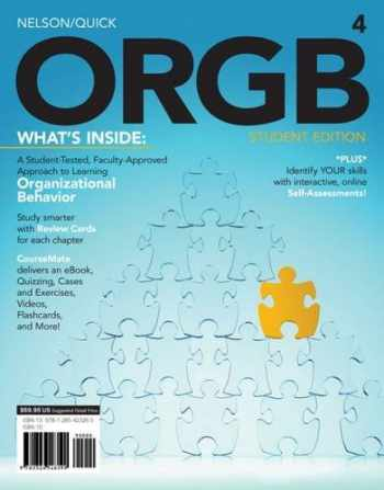 9781285423265-1285423267-ORGB4 (with CourseMate Printed Access Card) (New, Engaging Titles from 4LTR Press)