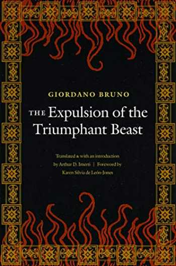 9780803262348-0803262345-The Expulsion of the Triumphant Beast