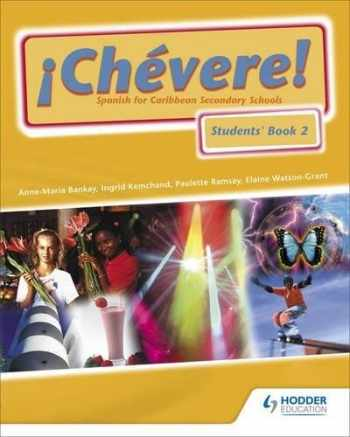 9781405895835-1405895837-Chevere! Students' Book 2 (Bk. 2)