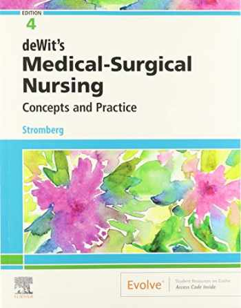 9780323759700-032375970X-Medical-Surgical Nursing Text and Study Guide Package