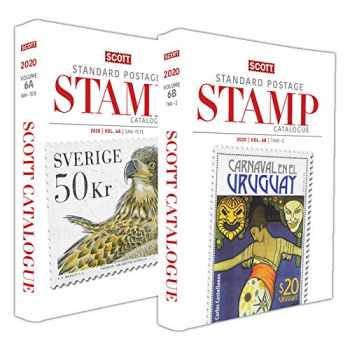 9780894875762-0894875760-2020 Scott Catalogue Volume 6 (Countries San-Z) (Scott Standard Postage Stamp Catalogue 2020)
