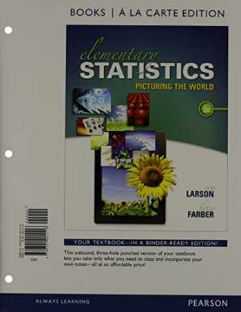 9780133876239-0133876233-Elementary Statistics Books a la carte Plus NEW MyLab Statistics with Pearson eText -- Access Card Package (6th Edition)
