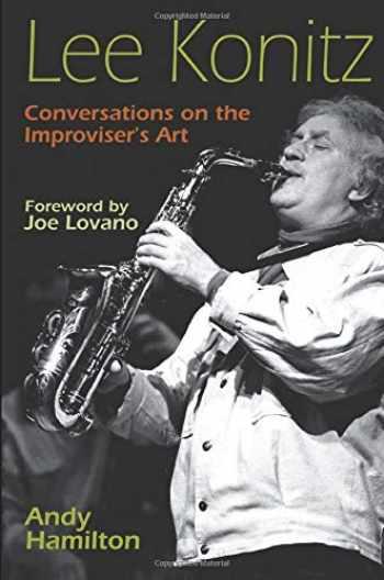 9780472032174-0472032178-Lee Konitz: Conversations on the Improviser's Art (Jazz Perspectives)