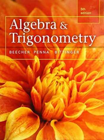 9780321969569-0321969561-Algebra and Trigonometry (5th Edition)