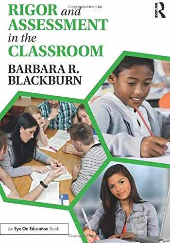 9781138936140-1138936146-Rigor and Assessment in the Classroom