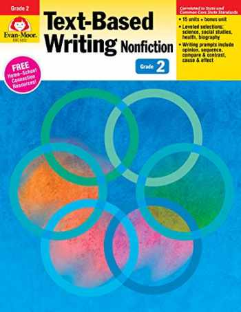 9781613689950-1613689950-Text Based Writing, Grade 2 (Text-Based Writing: Nonfiction: Common Core Mastery)