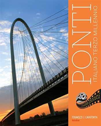 9781111836931-1111836930-Student Activities Manual for Tognozzi/Cavatorta's Ponti, 3rd