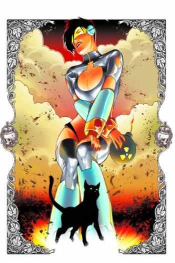 9781607067306-1607067307-Bomb Queen Deluxe Edition Volume 1 (Bomb Queen (Numbered))