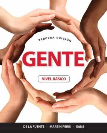 9780205209194-020520919X-Gente: Nivel básico (3rd Edition)
