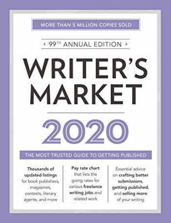 9781440301223-1440301220-Writer's Market 2020: The Most Trusted Guide to Getting Published