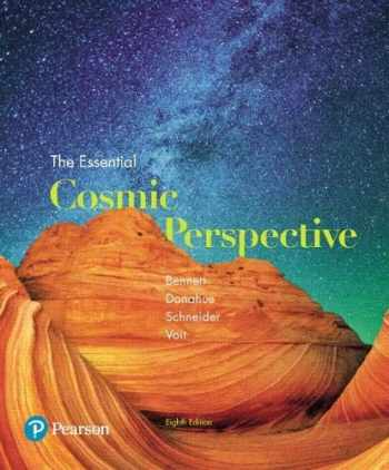 9780134446431-0134446437-Essential Cosmic Perspective, The