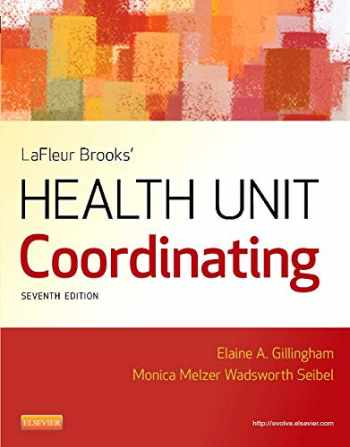 9781455707201-1455707201-LaFleur Brooks' Health Unit Coordinating
