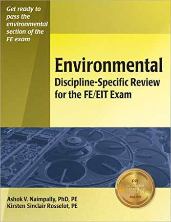9781591260189-1591260183-Environmental Discipline-Specific Review for the FE/EIT Exam