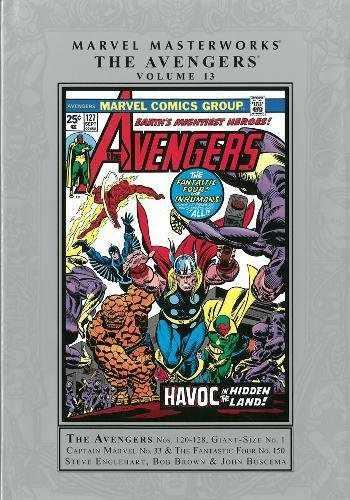 9780785166290-0785166297-Marvel Masterworks: The Avengers - Volume 13