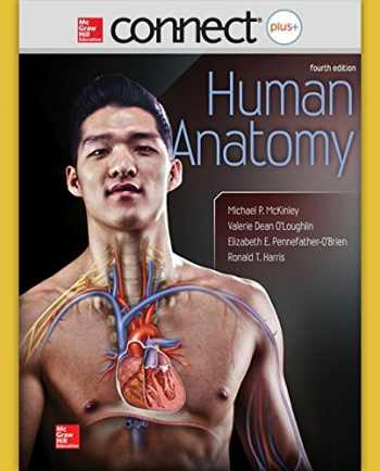 9780077677336-0077677331-Connect 1-Semester Access Card for Human Anatomy