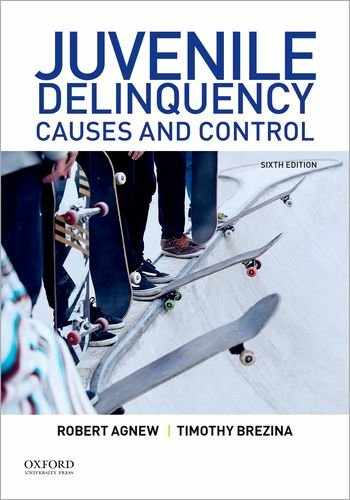9780190641610-0190641614-Juvenile Delinquency: Causes and Control