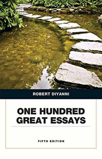 9780134053387-0134053389-One Hundred Great Essays (5th Edition)