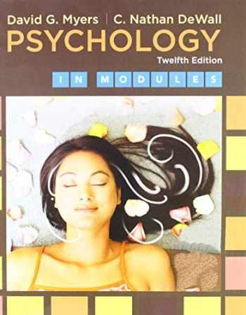 9781319167622-1319167624-Loose-leaf Version for Psychology in Modules & LaunchPad for Psychology in Modules (Six-Month Access)