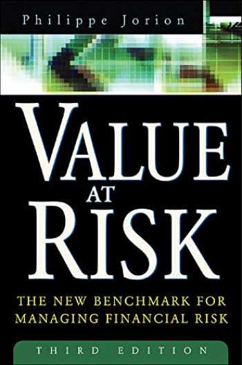 9780071464956-0071464956-Value at Risk: The New Benchmark for Managing Financial Risk, 3rd Edition