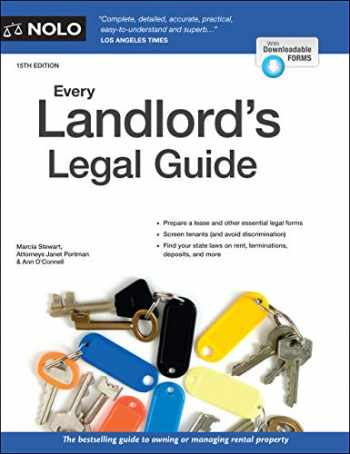 9781413327625-1413327621-Every Landlord's Legal Guide