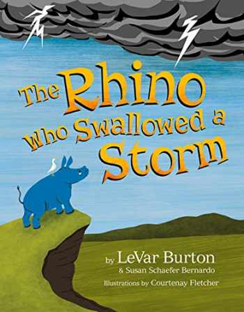 9780990539506-0990539504-The Rhino Who Swallowed a Storm