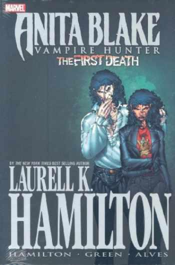 9780785129417-0785129413-Anita Blake, Vampire Hunter: The First Death