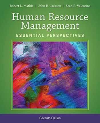 9781305115248-1305115244-Human Resource Management: Essential Perspectives