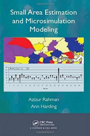 9781482260724-1482260727-Small Area Estimation and Microsimulation Modeling