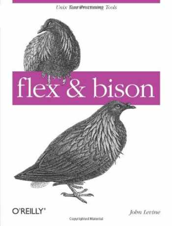 9780596155971-0596155972-flex & bison: Text Processing Tools