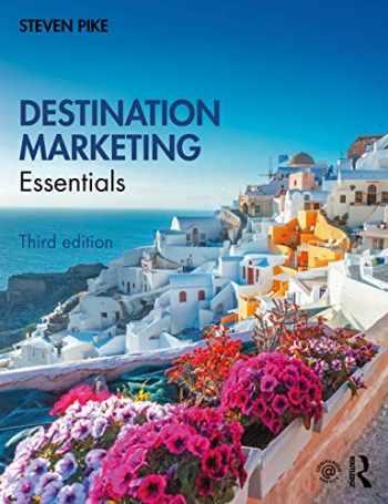 9780367469542-0367469545-Destination Marketing
