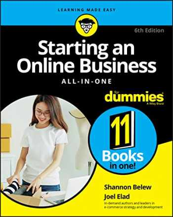 9781119648468-1119648467-Starting an Online Business All-in-One For Dummies